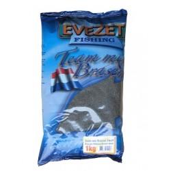 Evezet teammix Brasem Zwart 1 kg
