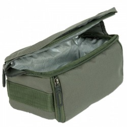 Shimano Olive Baiting Pouch aas / boilie heuptas