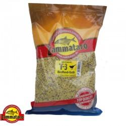 Zammataro Birdfood-Gelb (geel) 1 kg